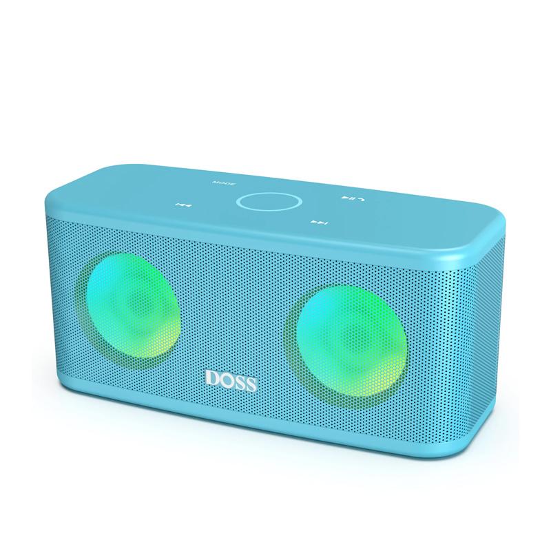 اسپیکر بلوتوثی قابل حمل داس مدل DOSS SoundBox Plus