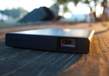 ویدئو پروژکتور قابل حمل